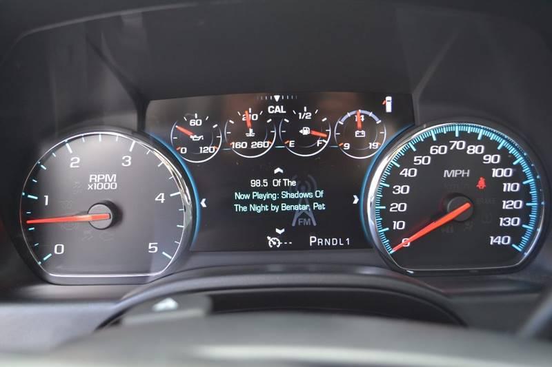 2017 GMC Sierra 2500HD for sale at Nick's Motor Sales LLC in Kalkaska MI