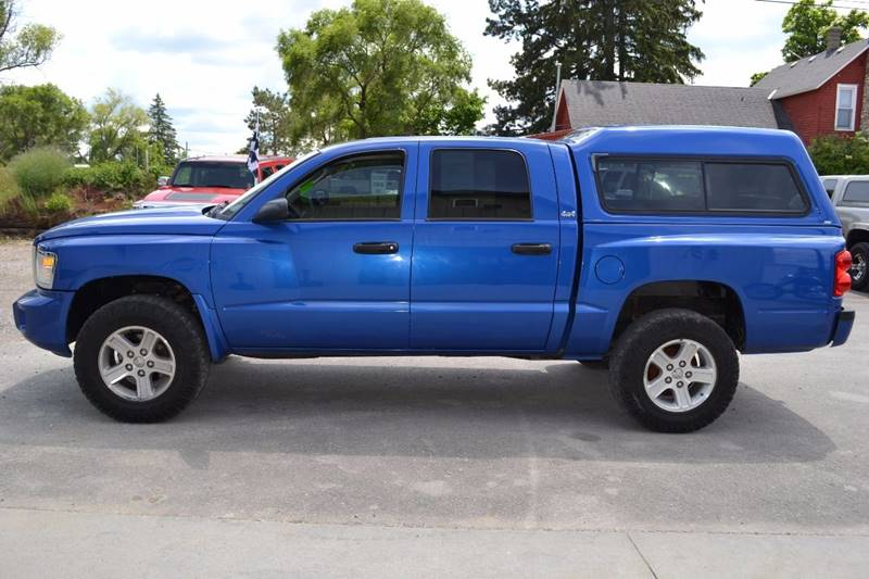 2008 Dodge Dakota for sale at Nick's Motor Sales LLC in Kalkaska MI