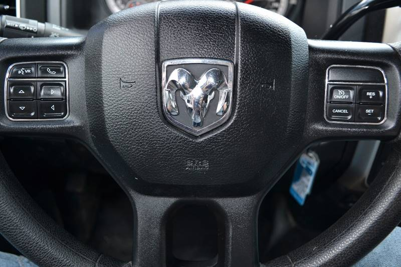 2016 RAM Ram Pickup 2500 for sale at Nick's Motor Sales LLC in Kalkaska MI