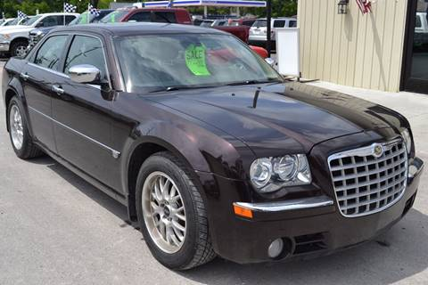 2005 Chrysler 300 for sale at Nick's Motor Sales LLC in Kalkaska MI