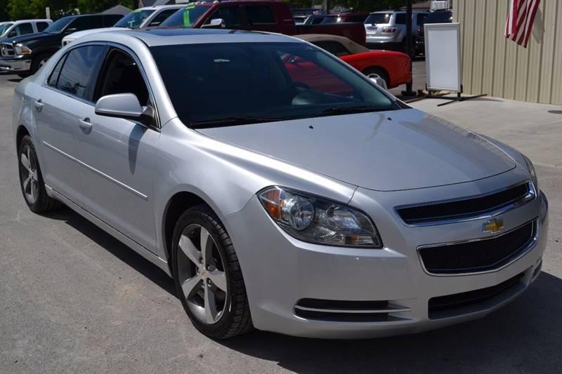 2011 Chevrolet Malibu for sale at Nick's Motor Sales LLC in Kalkaska MI