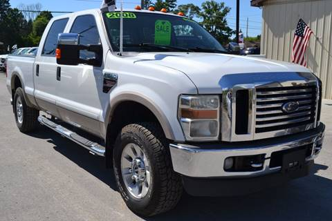 2008 Ford F-250 Super Duty for sale at Nick's Motor Sales LLC in Kalkaska MI