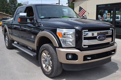 2011 Ford F-250 Super Duty for sale at Nick's Motor Sales LLC in Kalkaska MI