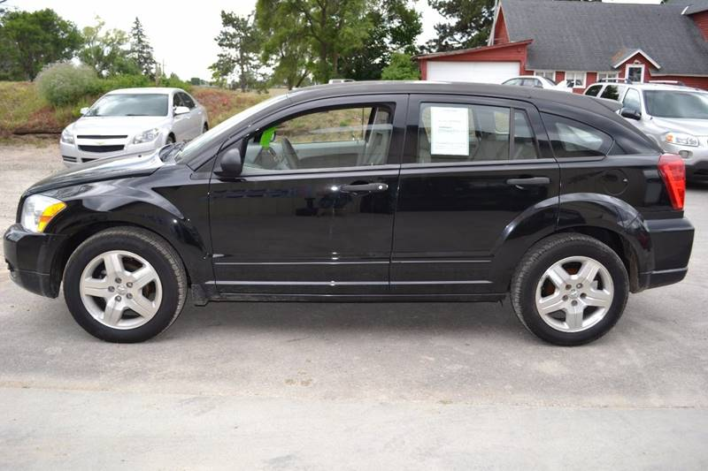 2007 Dodge Caliber for sale at Nick's Motor Sales LLC in Kalkaska MI
