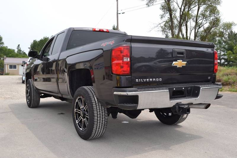2015 Chevrolet Silverado 2500HD for sale at Nick's Motor Sales LLC in Kalkaska MI