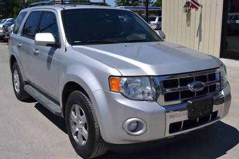 2009 Ford Escape for sale at Nick's Motor Sales LLC in Kalkaska MI