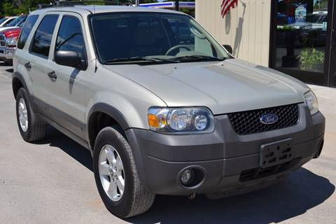 2005 Ford Escape for sale at Nick's Motor Sales LLC in Kalkaska MI