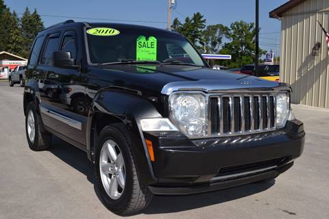 2010 Jeep Liberty for sale at Nick's Motor Sales LLC in Kalkaska MI