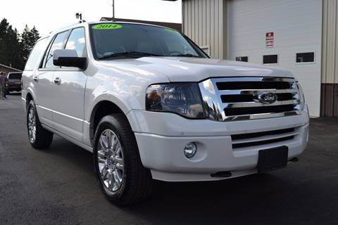 2014 Ford Expedition for sale at Nick's Motor Sales LLC in Kalkaska MI
