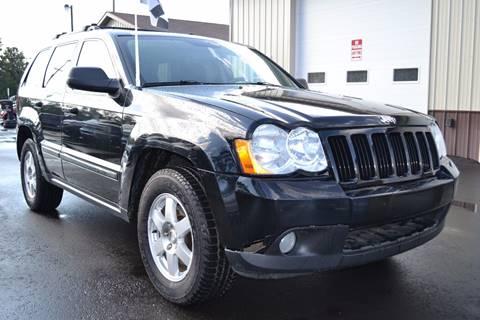 2008 Jeep Grand Cherokee for sale at Nick's Motor Sales LLC in Kalkaska MI