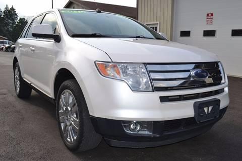 2010 Ford Edge for sale at Nick's Motor Sales LLC in Kalkaska MI