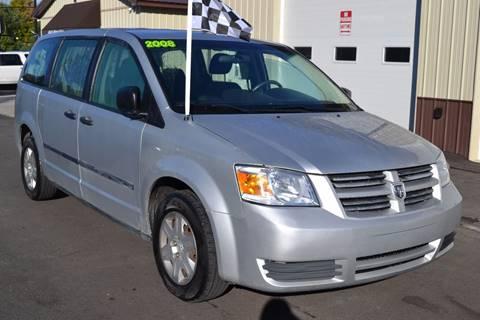 2008 Dodge Grand Caravan for sale at Nick's Motor Sales LLC in Kalkaska MI