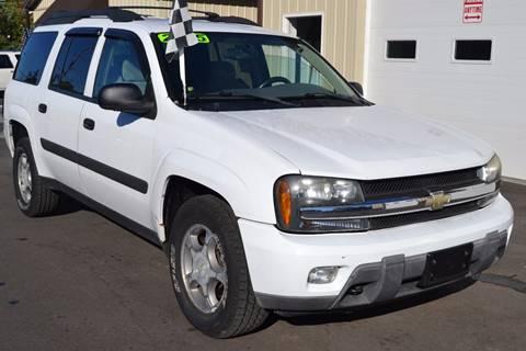 2005 Chevrolet TrailBlazer EXT for sale at Nick's Motor Sales LLC in Kalkaska MI