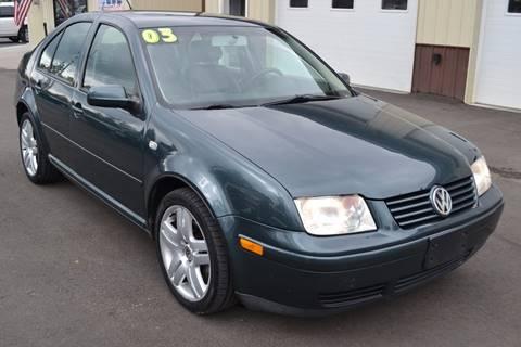 2003 Volkswagen Jetta for sale in Kalkaska, MI
