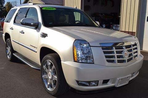 2009 Cadillac Escalade for sale at Nick's Motor Sales LLC in Kalkaska MI