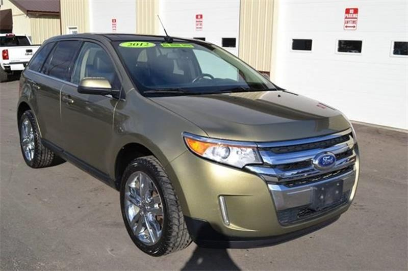 Ford Edge For Sale At Nicks Motor Sales Llc In Kalkaska Mi