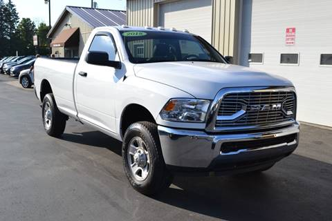 2018 RAM Ram Pickup 2500 for sale in Kalkaska, MI