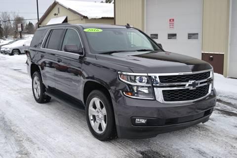 2016 Chevrolet Tahoe for sale in Kalkaska, MI