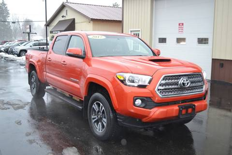 2017 Toyota Tacoma for sale in Kalkaska, MI