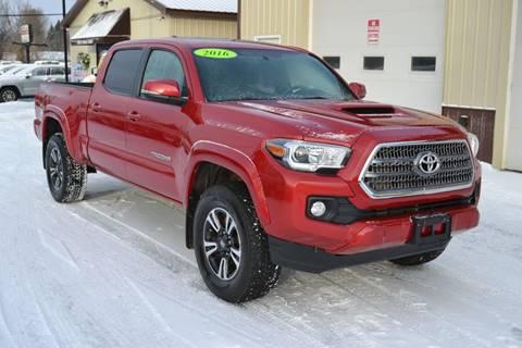 2016 Toyota Tacoma for sale in Kalkaska, MI