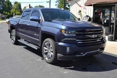 2018 Chevrolet Silverado 1500 for sale at Nick's Motor Sales LLC in Kalkaska MI