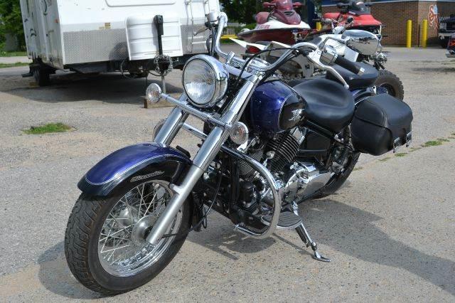 2007 Yamaha XVS650 for sale at Nick's Motor Sales LLC in Kalkaska MI