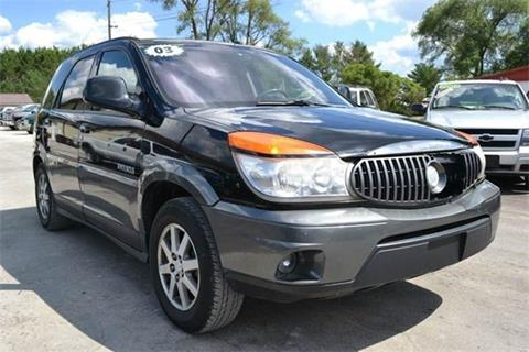2003 Buick Rendezvous for sale at Nick's Motor Sales LLC in Kalkaska MI