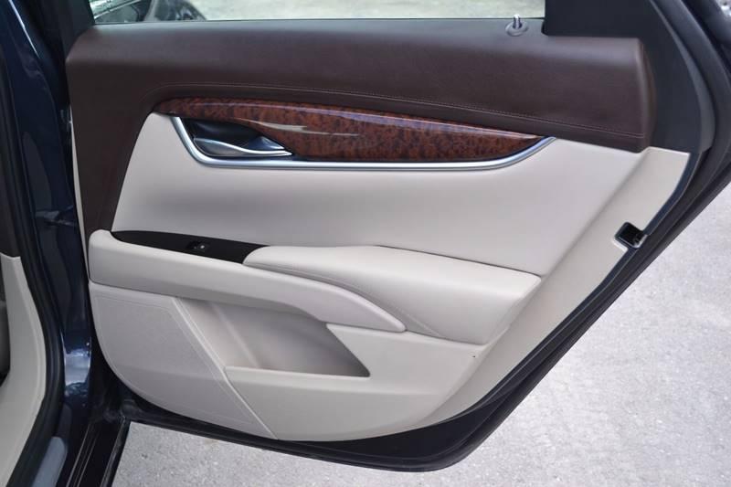 2014 Cadillac XTS for sale at Nick's Motor Sales LLC in Kalkaska MI