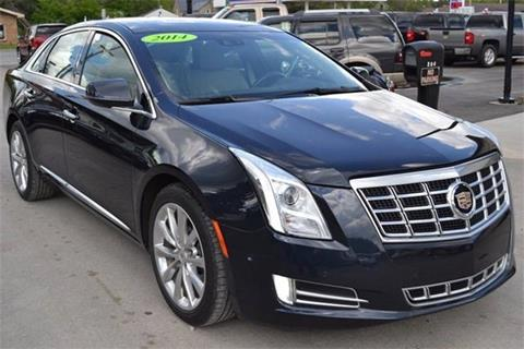2014 Cadillac XTS for sale at Nick's Motor Sales LLC in Kalkaska MI