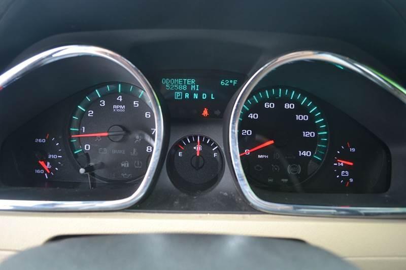 2011 Chevrolet Traverse for sale at Nick's Motor Sales LLC in Kalkaska MI