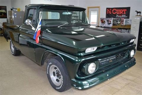 1962 Chevrolet C/K 10 Series for sale at Nick's Motor Sales LLC in Kalkaska MI