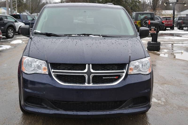 2015 Dodge Grand Caravan for sale at Nick's Motor Sales LLC in Kalkaska MI