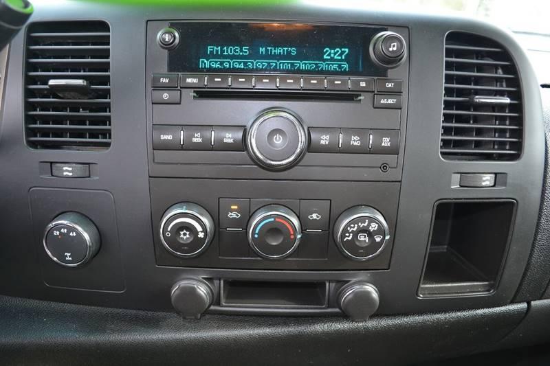 2010 GMC Sierra 2500HD for sale at Nick's Motor Sales LLC in Kalkaska MI