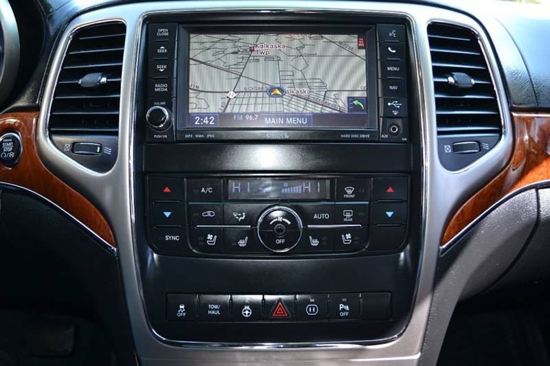 2012 Jeep Grand Cherokee for sale at Nick's Motor Sales LLC in Kalkaska MI