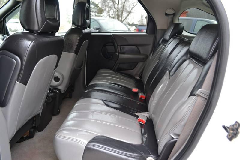 2003 Pontiac Aztek for sale at Nick's Motor Sales LLC in Kalkaska MI