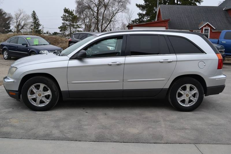 2004 Chrysler Pacifica for sale at Nick's Motor Sales LLC in Kalkaska MI