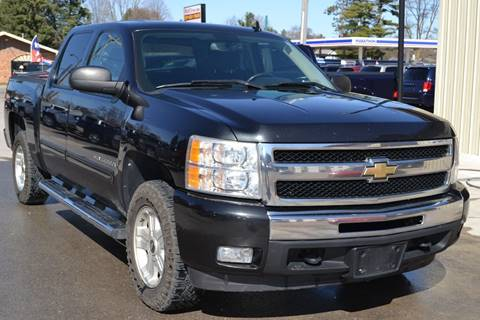 2009 Chevrolet Silverado 1500 for sale at Nick's Motor Sales LLC in Kalkaska MI