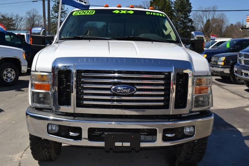 2008 Ford F-350 Super Duty for sale at Nick's Motor Sales LLC in Kalkaska MI