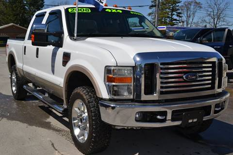 2008 Ford F-350 Super Duty for sale at Nick's Motor Sales LLC in Kalkaska MI