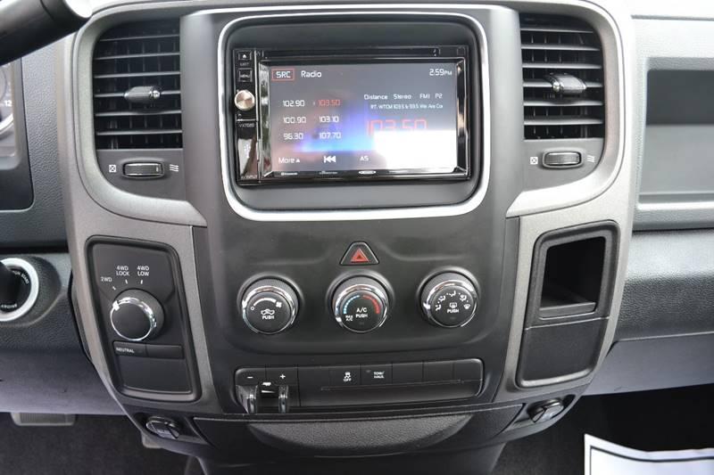 2013 RAM Ram Pickup 1500 for sale at Nick's Motor Sales LLC in Kalkaska MI