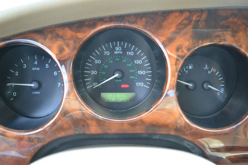1999 Jaguar XK-Series for sale at Nick's Motor Sales LLC in Kalkaska MI