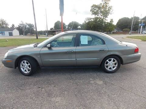 2002 Mercury Sable for sale in Otsego, MI