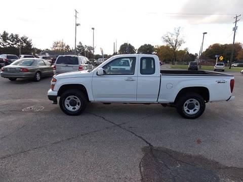 2011 Chevrolet Colorado for sale in Otsego, MI