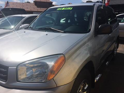 2003 Toyota RAV4 for sale in New Britain, CT
