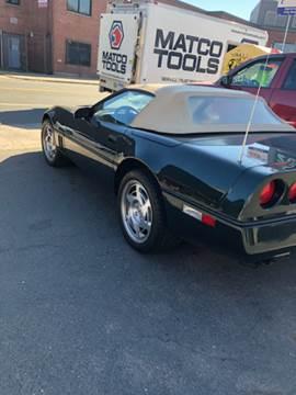 1990 Chevrolet Corvette for sale in New Britain, CT
