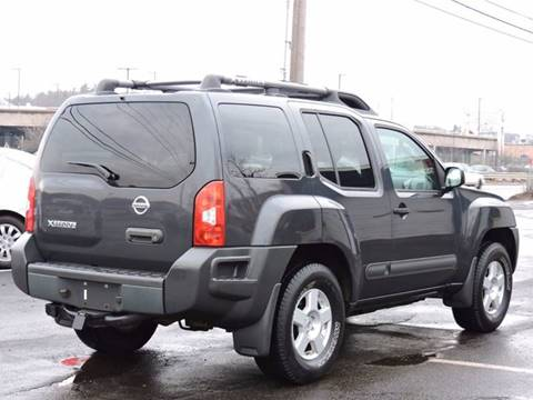 2007 Nissan Xterra for sale at Story Brothers Auto in New Britain CT