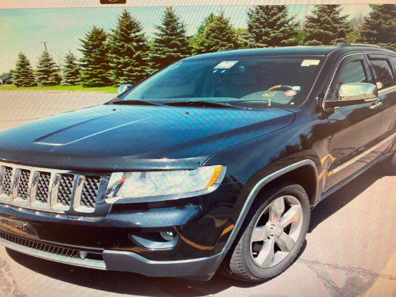 2011 Jeep Grand Cherokee 4x4 Overland 4dr SUV - New Britain CT