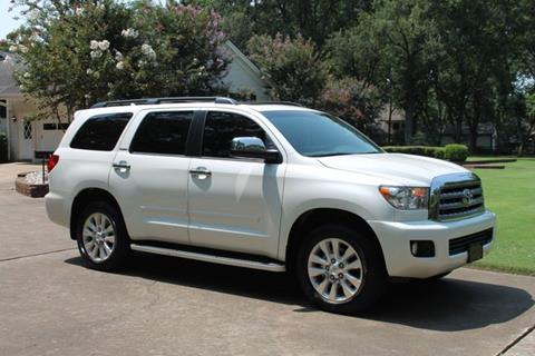 2016 Toyota Sequoia for sale in Marion, AR