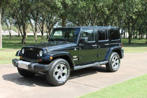 2013 Jeep Wrangler Unlimited for sale in Marion, AR
