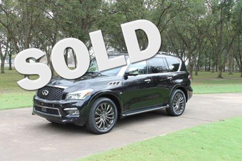 2015 Infiniti QX80 for sale in Marion, AR